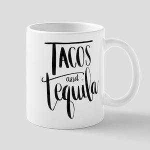 Tacos and Tequila 11 oz Ceramic Mug