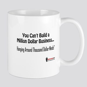 Million Dollar Biz Text Mug