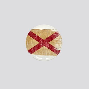 Alabama Flag Mini Button