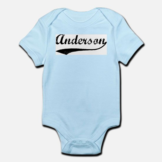 Anderson - Vintage Infant Creeper