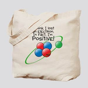I'm Positive Tote Bag