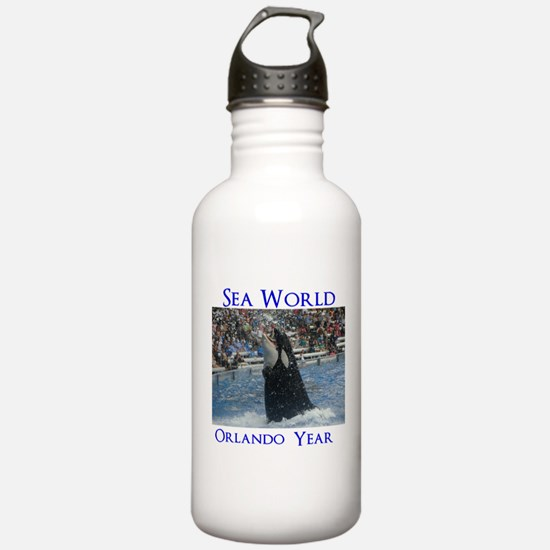 Sea World Water Bottle