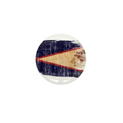 American Samoa Flag Mini Button (100 pack)