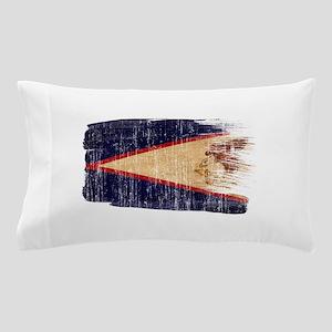 American Samoa Flag Pillow Case