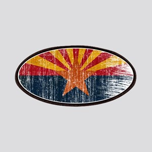 Arizona Flag Patches