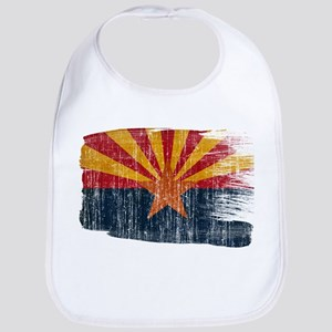 Arizona Flag Bib