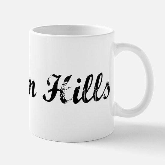 Anaheim Hills - Vintage Mug