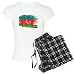 Azerbaijan Flag Women's Light Pajamas