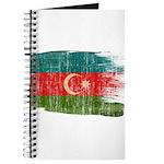 Azerbaijan Flag Journal