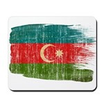 Azerbaijan Flag Mousepad