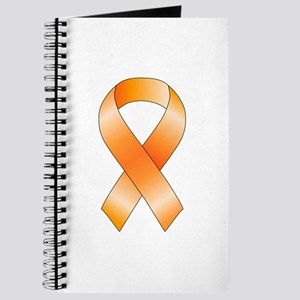 Orange Ribbon Journal