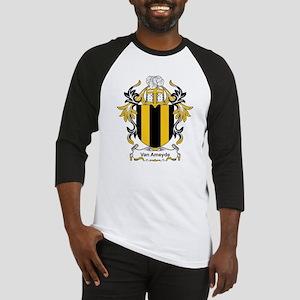 Van Ameyde Coat of Arms Baseball Jersey