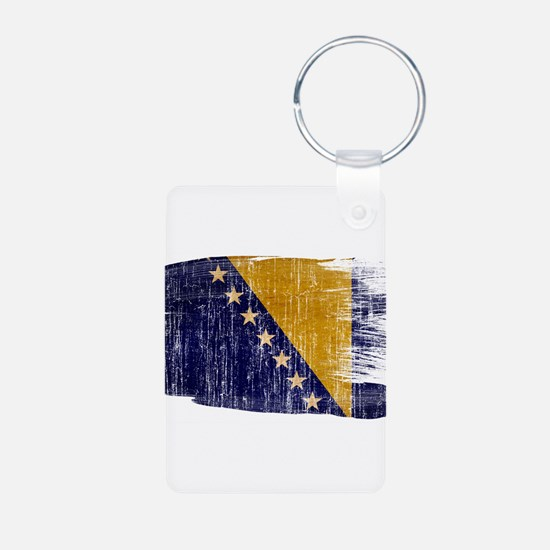 Bosnia and Herzegovina Flag Keychains