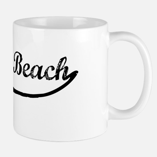 Hermosa Beach - Vintage Mug