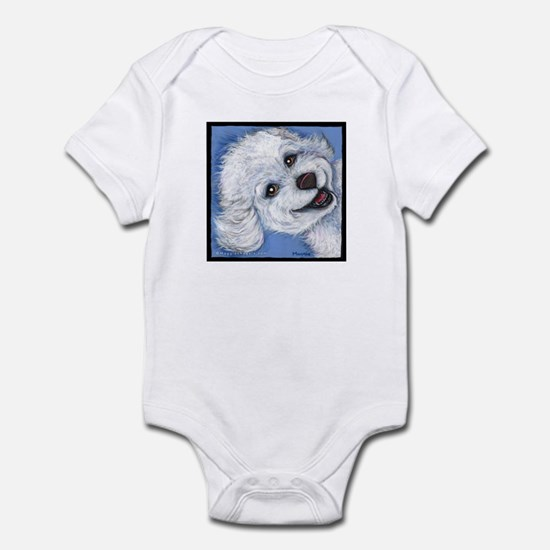 "Bichon Poo ""Izzy"" Infant Bodysuit"