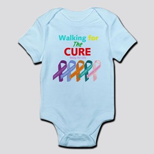Walking for the CURE (relay for life) Infant B