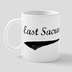 East Sacramento - Vintage Mug