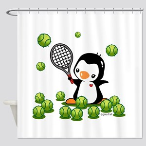 Tennis (22) Shower Curtain