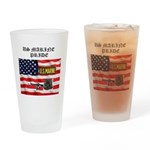 US Marine- Drinking Glass