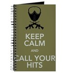 Keep_Calm_and_Call_your_Hits Journal