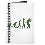 EVOLUTION OD_Green Journal