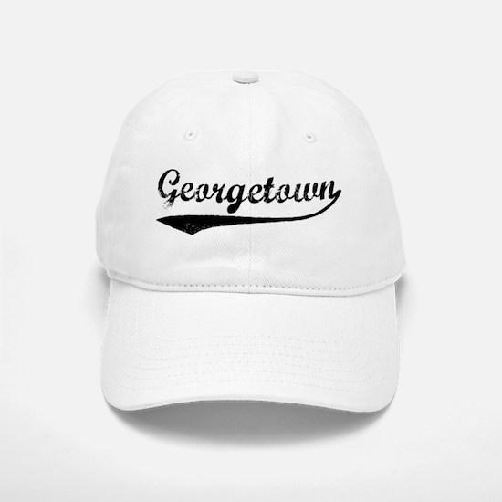 Georgetown - Vintage Baseball Baseball Cap