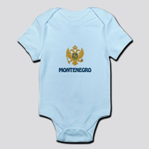 Montenegro Infant Bodysuit