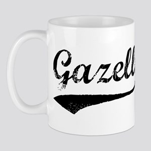 Gazelle - Vintage Mug