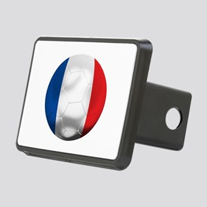 France Football Rectangular Hitch Cover