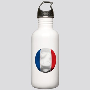 France Football Stainless Water Bottle 1.0L