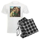 Personal Satyr Men's Light Pajamas
