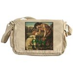 Personal Satyr Messenger Bag