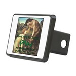 Personal Satyr Rectangular Hitch Cover