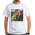 Personal Satyr White T-Shirt