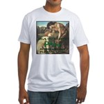 Personal Satyr Fitted T-Shirt