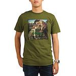 Personal Satyr Organic Men's T-Shirt (dark)