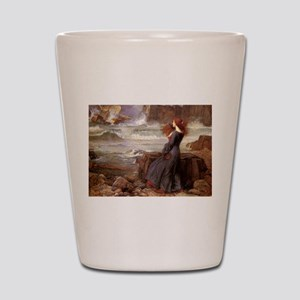 Miranda The Tempest Shot Glass