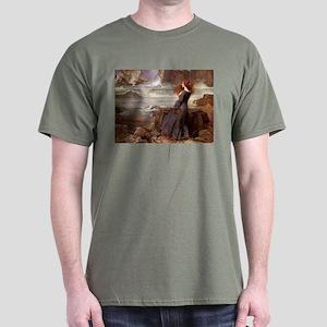 Miranda The Tempest Dark T-Shirt