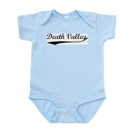 Death Valley - Vintage Infant Creeper
