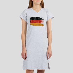 Germany Flag Women's Nightshirt