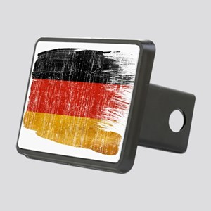 Germany Flag Rectangular Hitch Cover