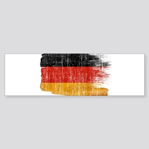 Germany Flag Sticker (Bumper)