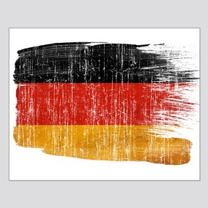 Germany Flag Small Poster