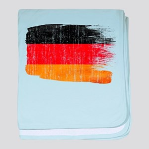 Germany Flag baby blanket