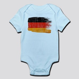 Germany Flag Infant Bodysuit