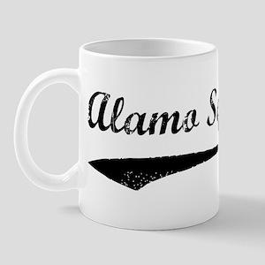 Alamo Square - Vintage Mug