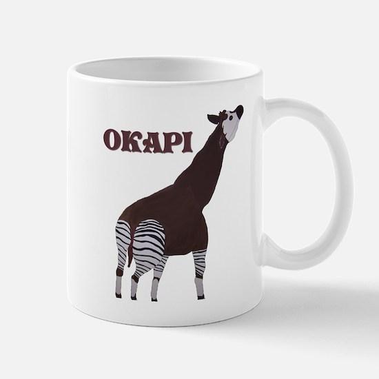Okapi Painting Mug