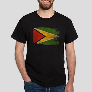 Guyana Flag Dark T-Shirt