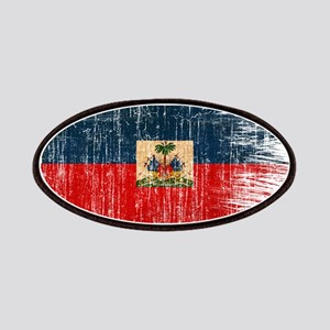 Haiti Flag Patches