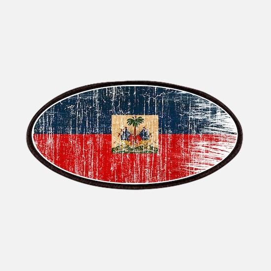 Haiti Flag Patches